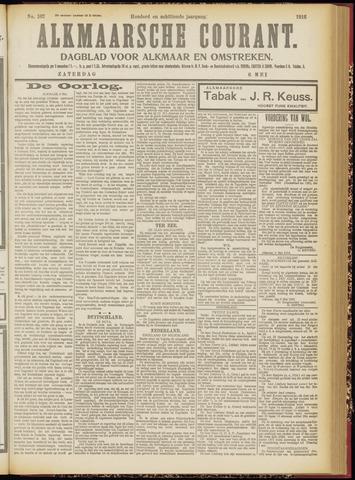 Alkmaarsche Courant 1916-05-06