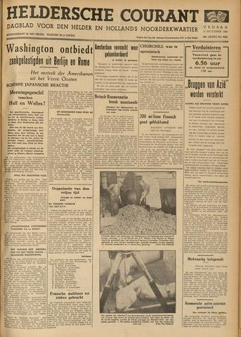 Heldersche Courant 1940-10-11