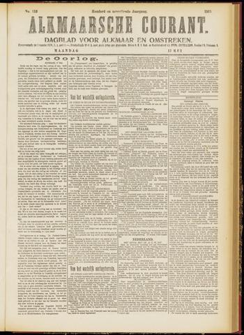 Alkmaarsche Courant 1915-05-17
