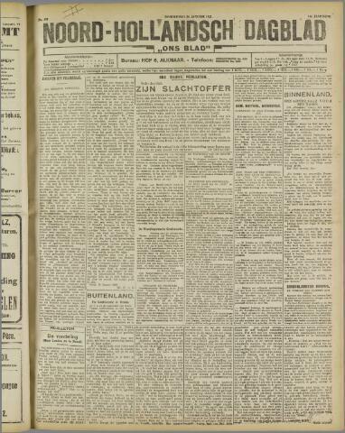 Ons Blad : katholiek nieuwsblad voor N-H 1922-01-26