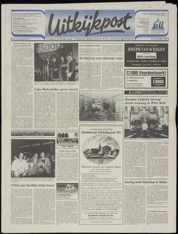 Uitkijkpost : nieuwsblad voor Heiloo e.o. 1994-11-23