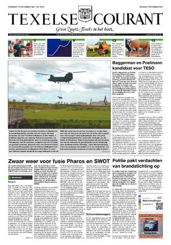 Texelsche Courant 2012-09-07