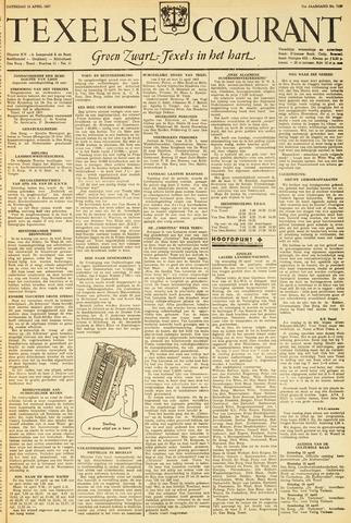 Texelsche Courant 1957-04-13