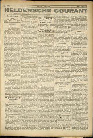 Heldersche Courant 1925-06-09