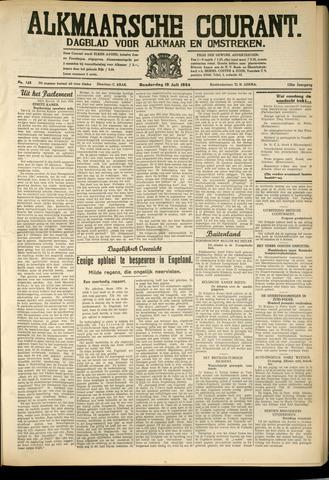 Alkmaarsche Courant 1934-07-19