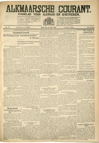 Alkmaarsche Courant 1933-06-19