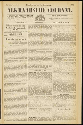 Alkmaarsche Courant 1899-12-31