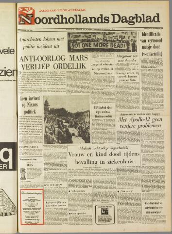 Noordhollands Dagblad : dagblad voor Alkmaar en omgeving 1969-11-17