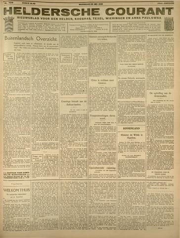 Heldersche Courant 1935-05-29