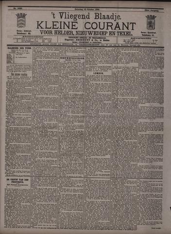 Vliegend blaadje : nieuws- en advertentiebode voor Den Helder 1894-10-13