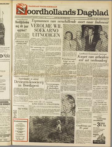 Noordhollands Dagblad : dagblad voor Alkmaar en omgeving 1965-08-14