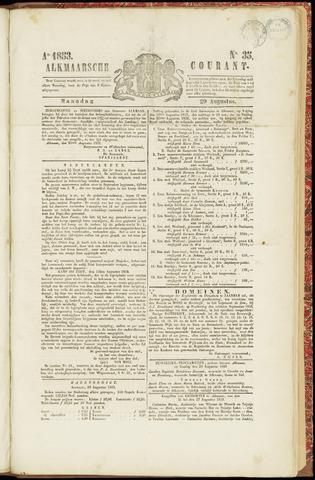 Alkmaarsche Courant 1853-08-29