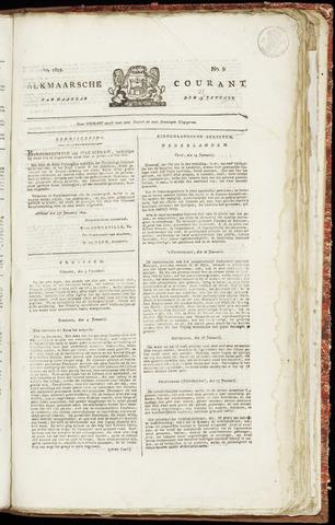Alkmaarsche Courant 1822-01-21