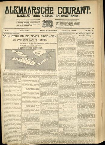 Alkmaarsche Courant 1933-02-10