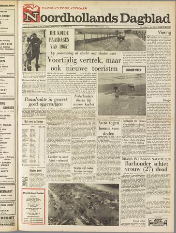 Noordhollands Dagblad : dagblad voor Alkmaar en omgeving 1965-04-20
