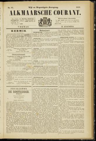 Alkmaarsche Courant 1893-08-11