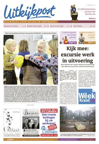 Uitkijkpost : nieuwsblad voor Heiloo e.o. 2011-01-26