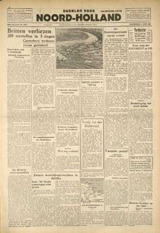Heldersche Courant 1942-06-04