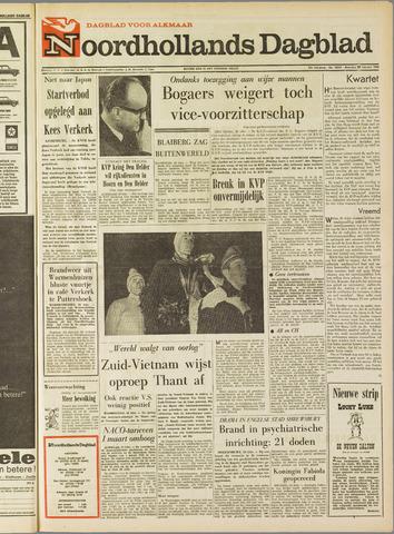 Noordhollands Dagblad : dagblad voor Alkmaar en omgeving 1968-02-26