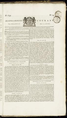 Alkmaarsche Courant 1839-06-10