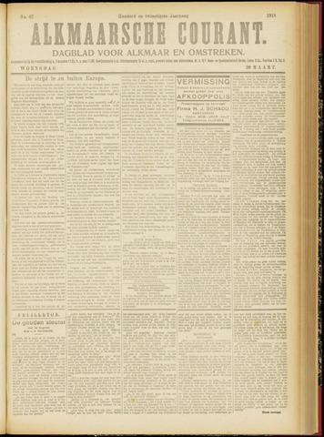 Alkmaarsche Courant 1918-03-20
