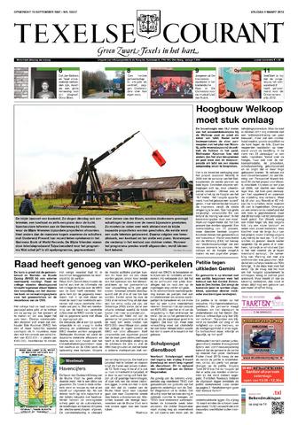 Texelsche Courant 2012-03-09