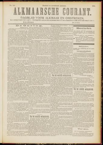 Alkmaarsche Courant 1915-06-28