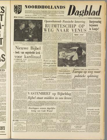 Noordhollands Dagblad : dagblad voor Alkmaar en omgeving 1961-02-13