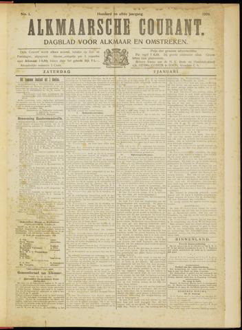 Alkmaarsche Courant 1909-01-02
