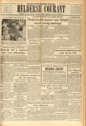 Heldersche Courant 1952-09-13