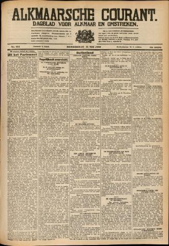 Alkmaarsche Courant 1930-05-15