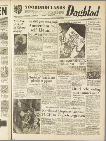 Noordhollands Dagblad : dagblad voor Alkmaar en omgeving 1960-02-13