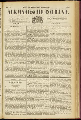 Alkmaarsche Courant 1896-10-07