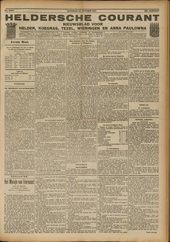 Heldersche Courant 1921-10-22