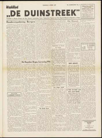 De Duinstreek 1957-02-08