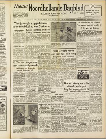 Nieuw Noordhollandsch Dagblad : voor Alkmaar en omgeving 1952-08-19