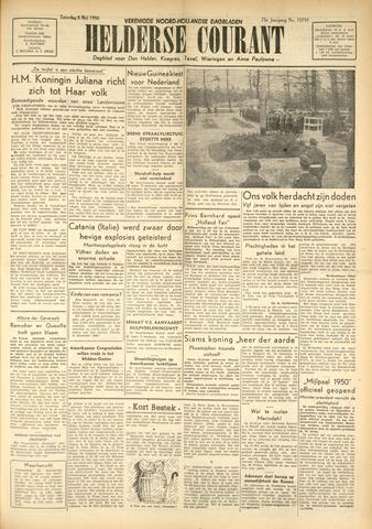 Heldersche Courant 1950-05-06