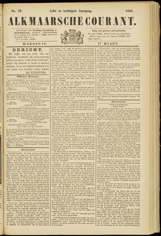Alkmaarsche Courant 1886-03-17