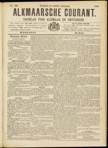 Alkmaarsche Courant 1906-05-30