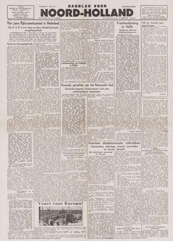Dagblad Noord-Holland, Schager editie 1944-05-27