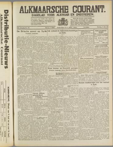 Alkmaarsche Courant 1941-06-10