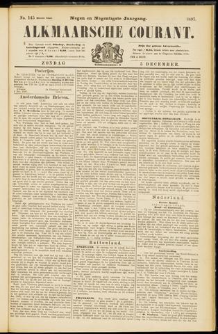 Alkmaarsche Courant 1897-12-05