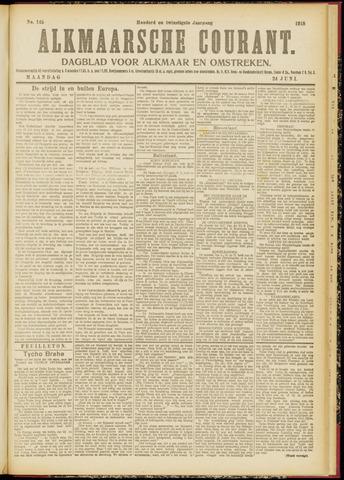 Alkmaarsche Courant 1918-06-24