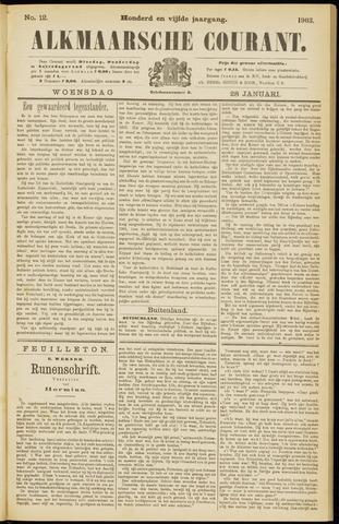 Alkmaarsche Courant 1903-01-28