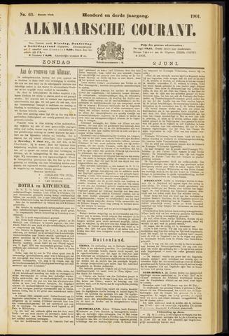 Alkmaarsche Courant 1901-06-02