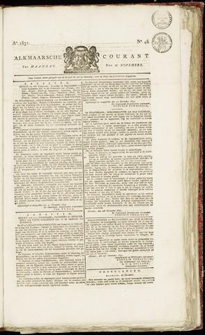 Alkmaarsche Courant 1831-11-28