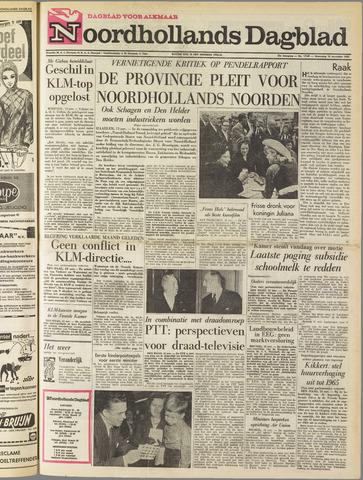 Noordhollands Dagblad : dagblad voor Alkmaar en omgeving 1963-11-13