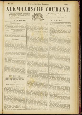 Alkmaarsche Courant 1881-03-23