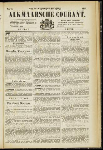 Alkmaarsche Courant 1893-06-02