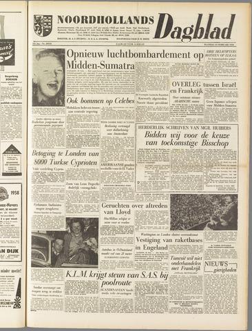 Noordhollands Dagblad : dagblad voor Alkmaar en omgeving 1958-02-24
